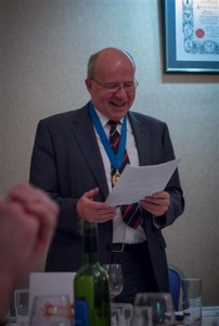 2013 OSA President Jim Hancock